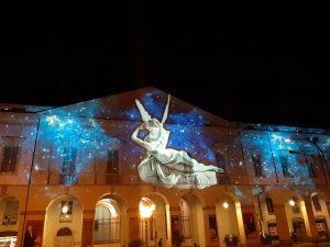 LOVERE: il Borgo della Luce illumina i suoi Palazzi con un omaggio a Carla Fracci, le sculture di Canova e i quadri di Degas!